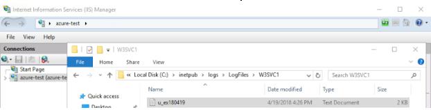 Know Your Logs: IIS vs  Apache vs  NGINX Logs | Sumo Logic