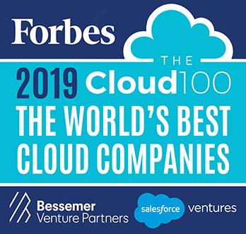 Forbes 2019 Cloud 100 World's Best Cloud Companies