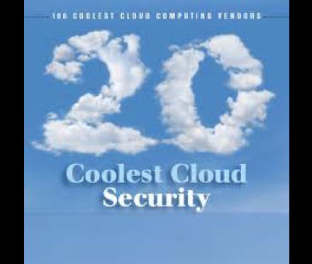 20 Coolest Cloud Security