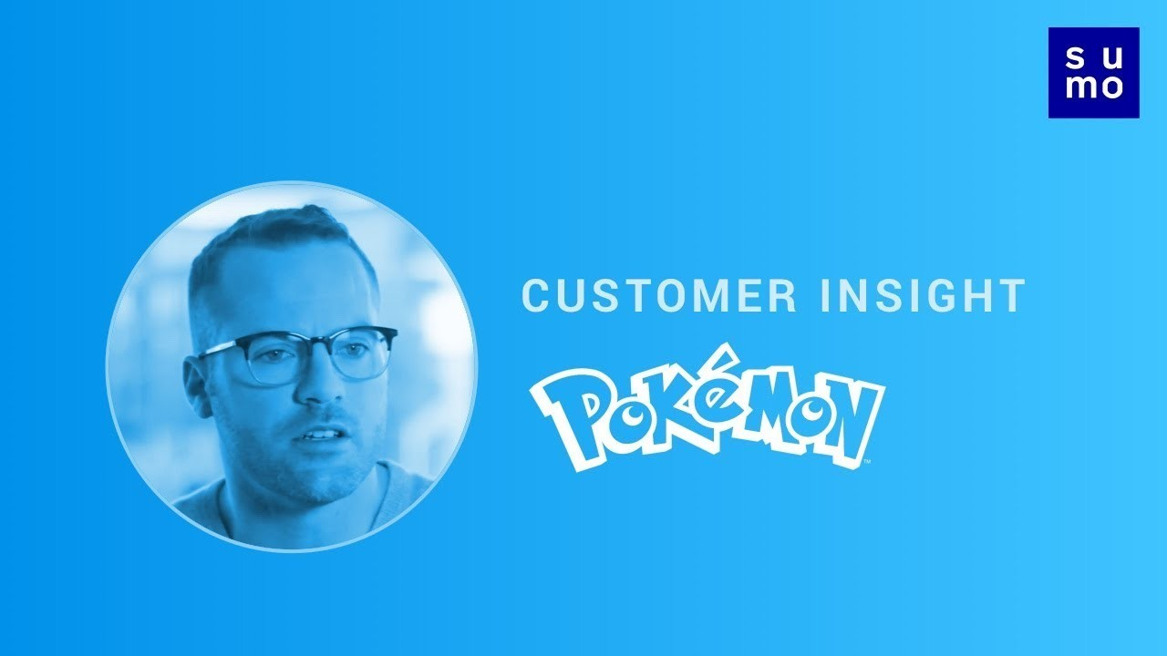 Pokemon Protects Customer Trust with Sumo Logic