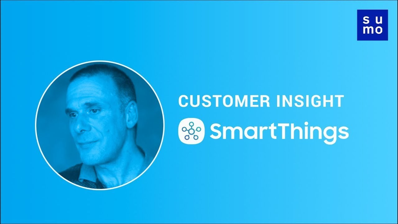 Samsung SmartThings on How Sumo Logic Helps Tackle Massive Growth