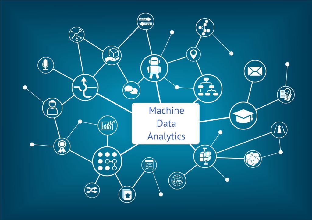 What is machine data analytics?