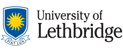 University of lethbridge trimmed logo row