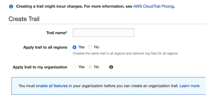What is AWS CloudTrail? | Sumo Logic