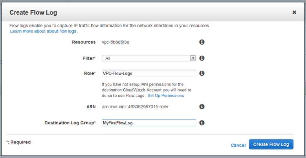 How to Use AWS VPC Flow Logs