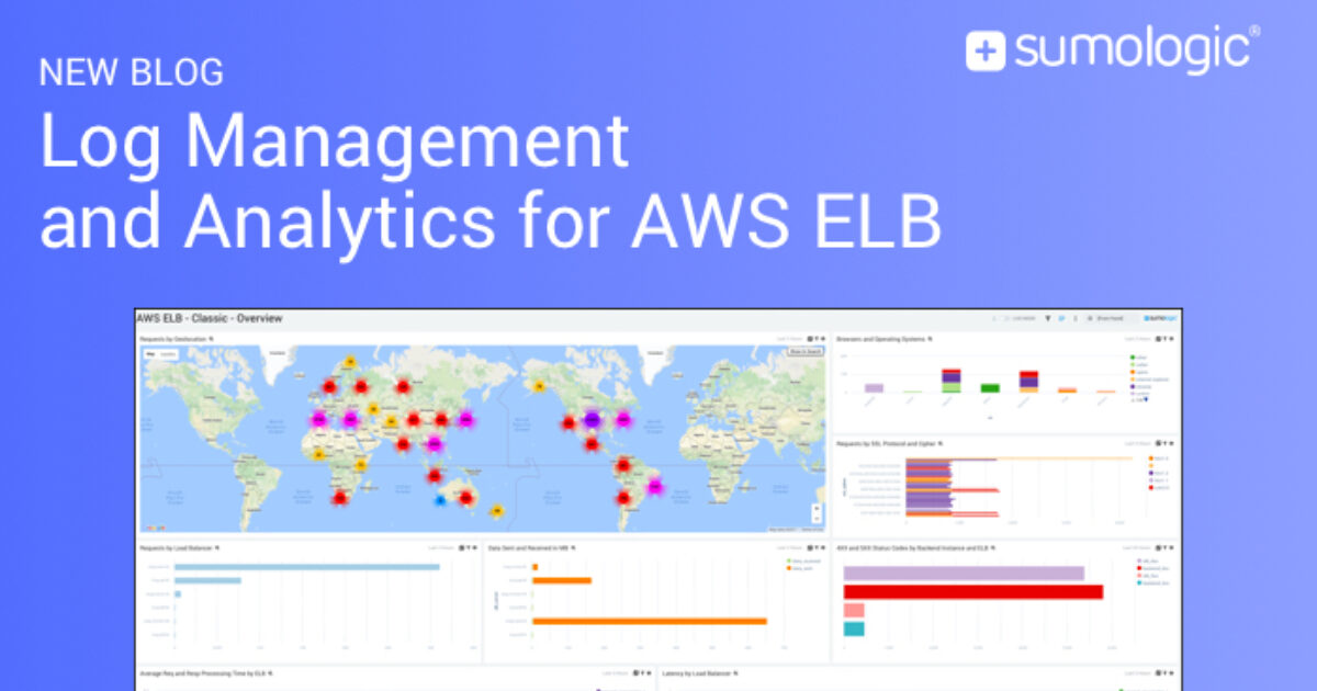 Log Management and Analytics for the AWS ELB Classic Service | Sumo